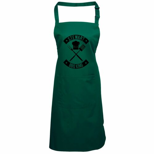 Personalised Aprons BBQ Kitchen Gifts Valentine For Him For Her Birthday
