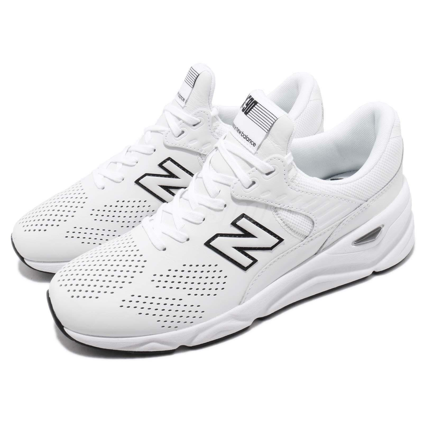 cf4948bb6cf New Balance MSX90CLE D White Black Men Running Casual shoes shoes shoes  Sneakers MSX90CLED 991456 ...