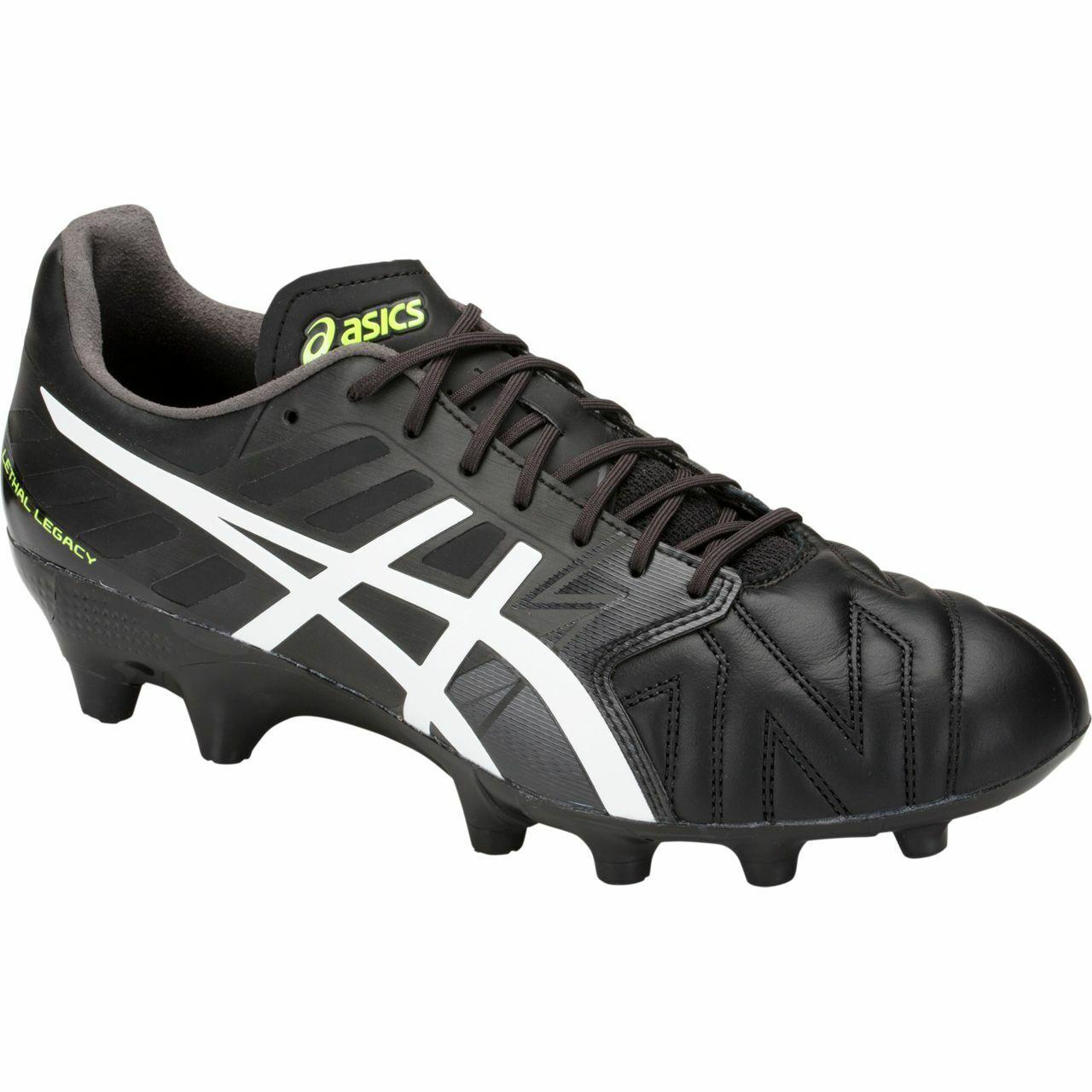 Auténtico    Asics Lethal Legacy botas de fútbol para hombre IT (001)