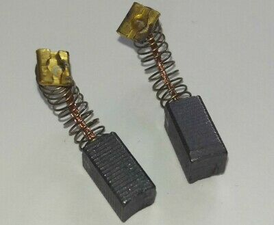 2x Bohrhammer Motorkohlen Kohlen Motor Kohlebürsten Motorbürsten 6x10x15mm
