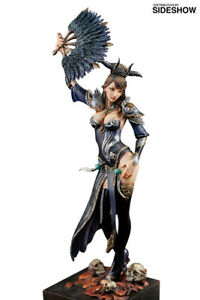 Asura-Online-Luo-Cha-Yu-Huo-Manas-SUM-Sixth-Scale-Statue-1-6-Sideshow