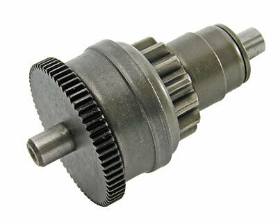 Peugeot Speedfight 3 50 AC  Starter Motor Clutch Bendix Gear