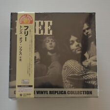 FREE - EMPTY BOX FOR CD MINI LP COLLECTION NEW & SEALED