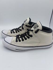 Converse All Star Chuck Taylor. High Street Parchment. Black Men 8 ... 3e4ee4a8d
