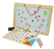 Elves Behaving Badly 2 in 1 Magnetic Whiteboard with Magnetic Letter