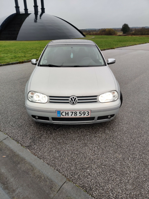 VW Golf IV, 1,8 Highline, Benzin, 1999, km 312000, grå,…