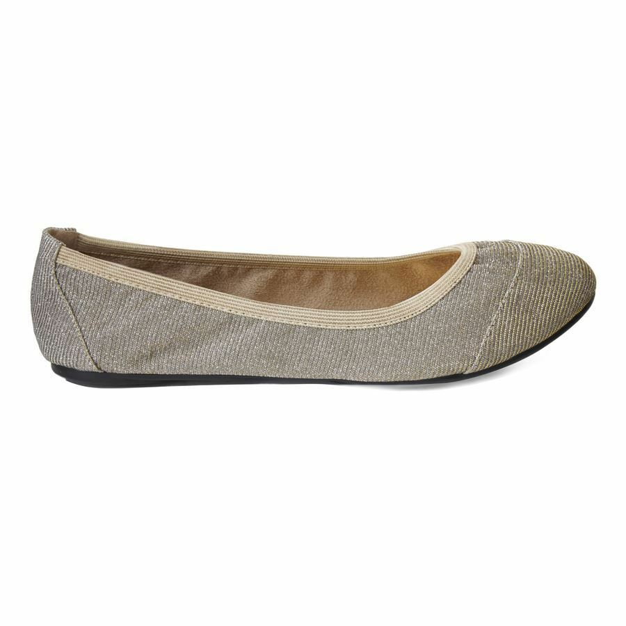 Cocorose - Foldable Schuhes - Cocorose Barbican - Desert Gold 84104a