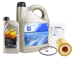 Original-gm-opel-aceite-del-motor-5w30-5w-30-dexos2-Longlife-6-litros-filtro-aceite-9117321