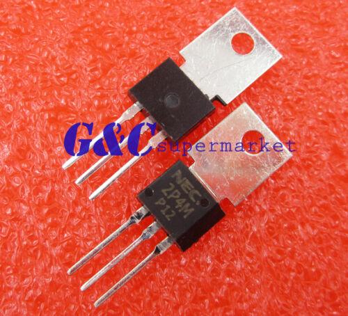 50PCS 2P4M NEC T0-202 2A 400V SCR Thyristor NEW GOOD QUALITY