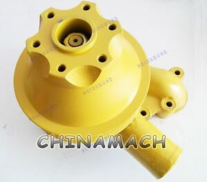 Details about New 6D105 Engine Water Pump 6136-61-1102 for Komatsu PC200-1  PC200-2 Excavator