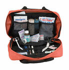 Orange EMT EMS Paramedic Rescue Tactical Duty Trauma Duty Bag w Star of Life