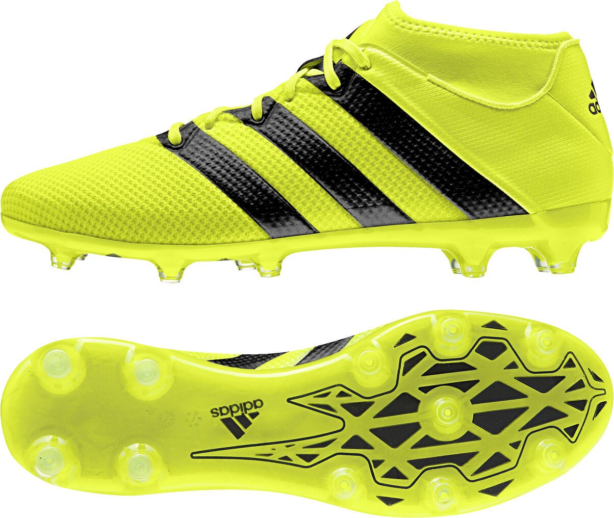 Adidas Ace 16.2 primemesh FG ag zapatos botas de futbol fútbol aq3450 top