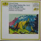 Edvard Grieg - Karajan Peer Gynt Suiten No. 1 & 2, Aus Holbergs Zeit,CD, Klassik