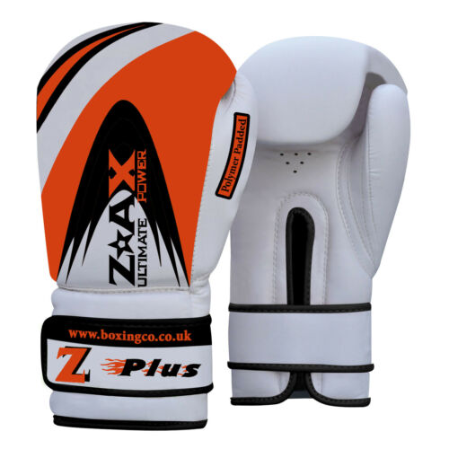 Junior /& Adults Leather Boxing Gloves Punch Bag Training 4 OZ to 16 OZ