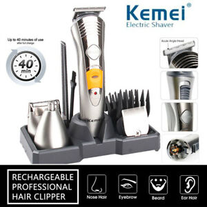Image is loading 7in1-Rechargeable-Trimmer-Men-Beard-Clipper -Shaver-Cordless- 192aa0c5f3f9c