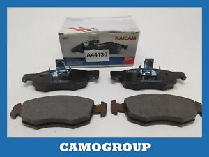Pills Front Brake Pads Pad FIAT Doblo 1.2 From 2001
