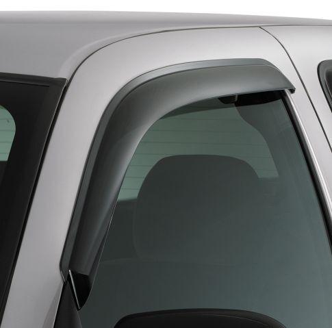 AVS Vent Visor Window Deflector Rain Guard for 2012-2015 Honda Civic Coupe
