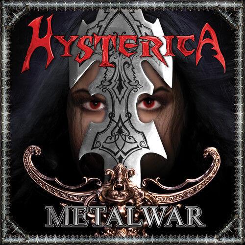 Hysterica - Metalwar [New CD] Rmst