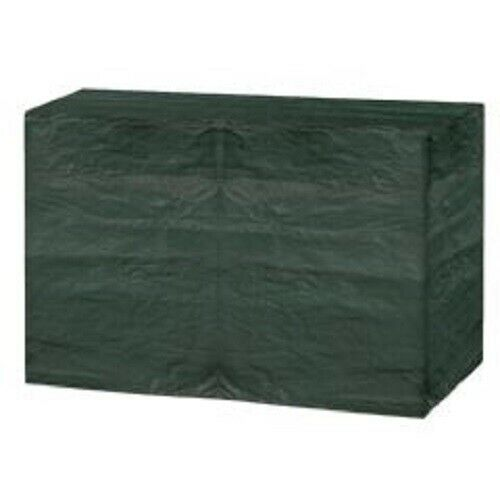 SQUARE 130 X 130 X 80 CMS 100/% WATER PROOF OUTDOOR FURNITURE PATIO COVER STRONG