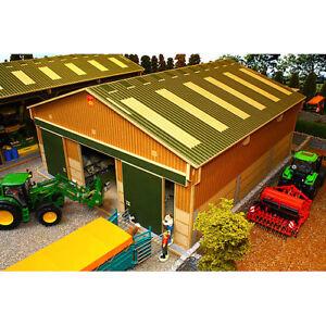 Brushwood Bbb130 Grange à bétail Big Basics - Jouets à la ferme au 1/32 609613835377