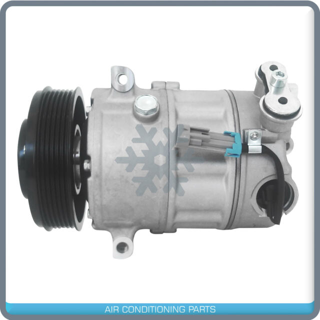 BuyAutoParts 60-83935RN New For Buick LaCrosse and Regal 2010 OEM AC Compressor w//A//C Repair Kit