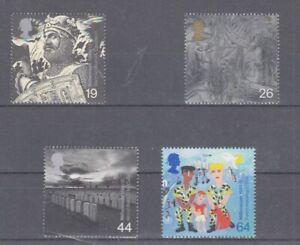 United-Kingdom-Jahrtausendwende-1827-30-Military-MNH