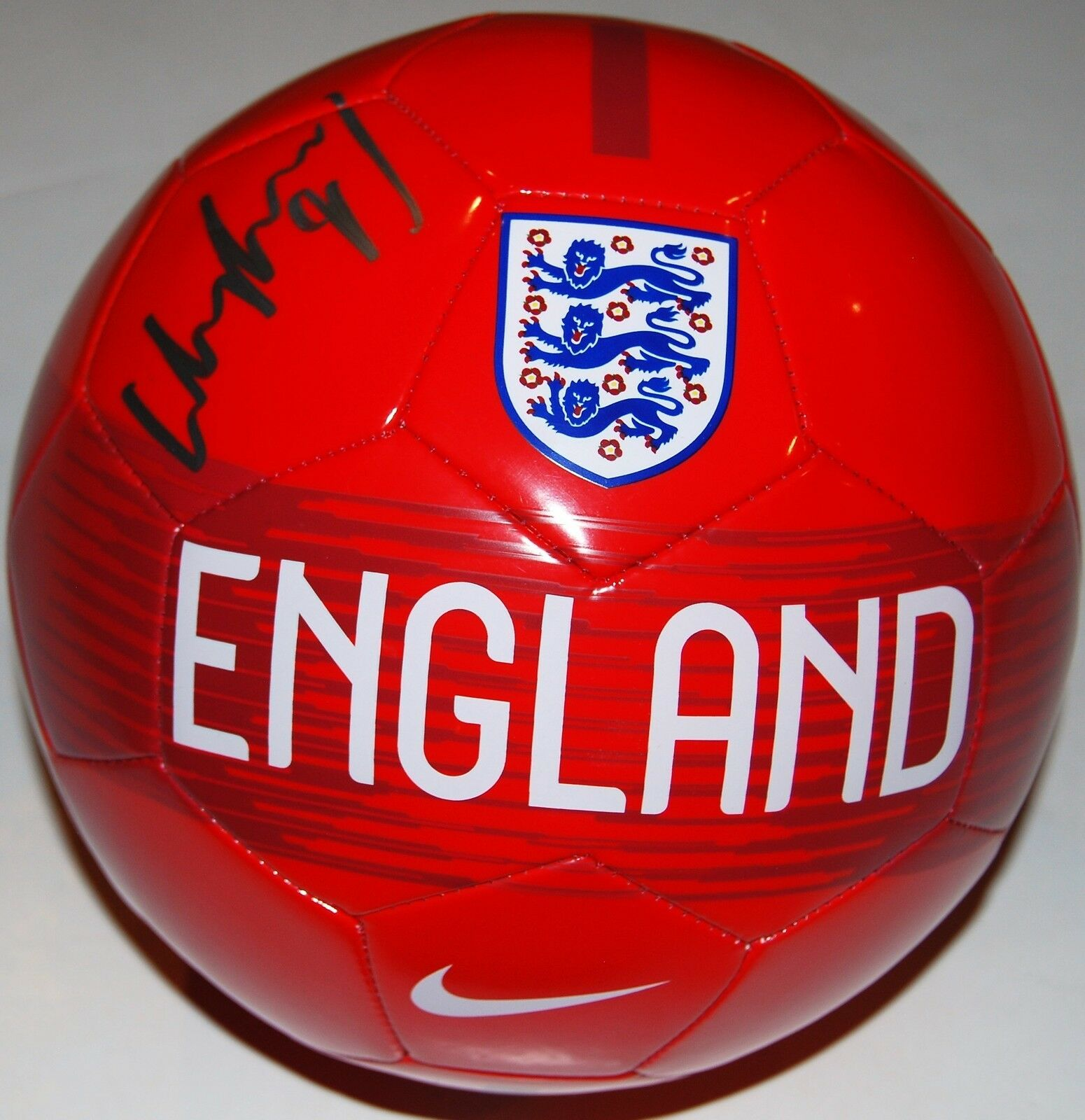 Wayne Rooney Firmado (Inglaterra) Manchester Manchester Manchester United Probado Dc Balón de Fútbol 35df68
