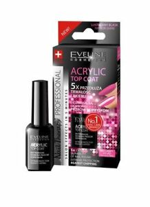 EVELINE-COSMETICS-NAIL-THERAPY-ACRYLIC-TOP-COAT-5x-EXTENDS-DURABILITY-12ML