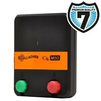 Gallagher M50 Mains Electric Fence Energiser Fencing Multi Mains Power