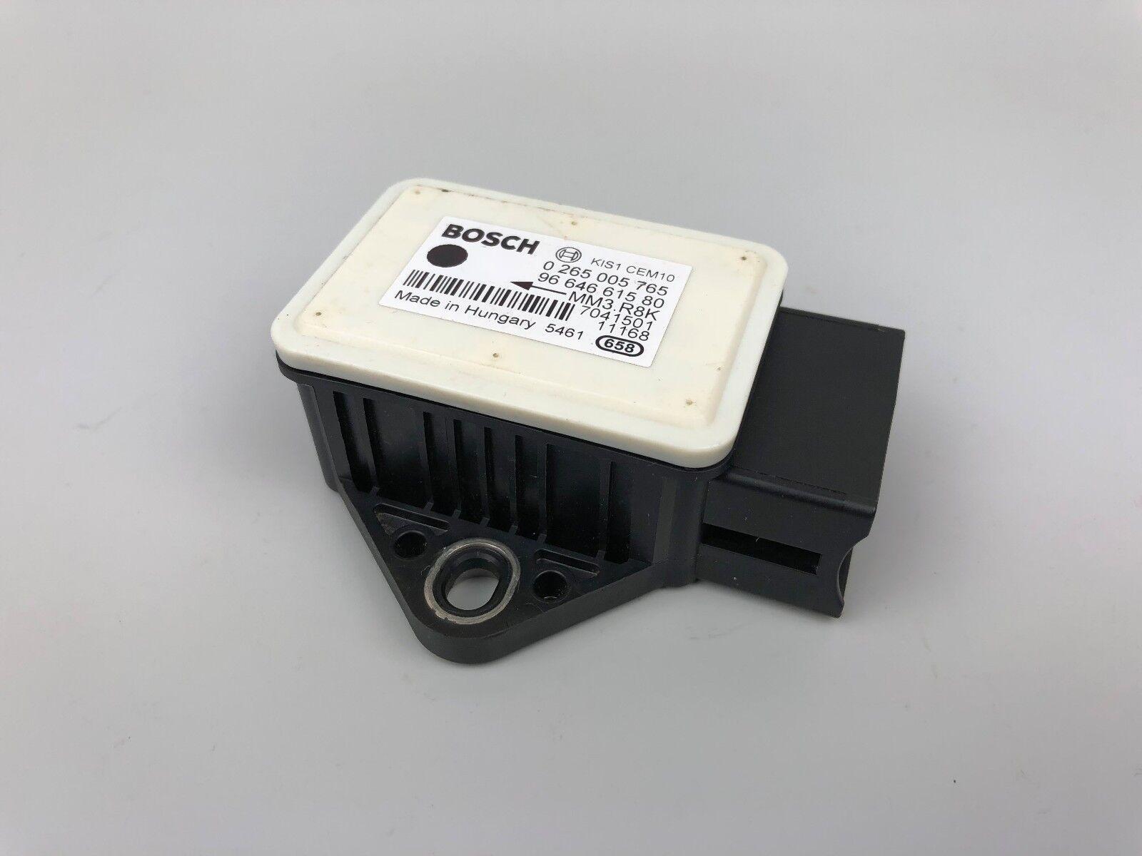 CITROEN C4 PICASSO MK1 07-13 Arrière Parking Capteur Simple X1 0263003302 96636500