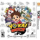 Yo-Kai Watch (Nintendo 3DS) ***BRAND NEW & FACTORY SEALED*** Free Shipping yokai