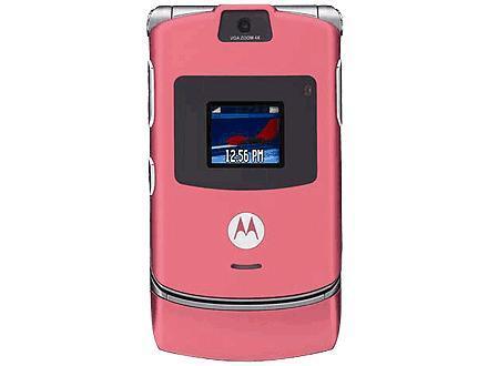 Motorola Razr V3 Pink Unlocked Mobile Phone For Sale Online Ebay