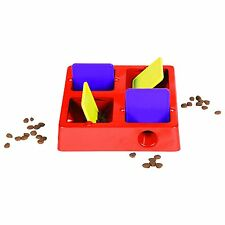 Outward Hound Tic Tac Twirl Interactive Doy Toy Puzzle for Dogs