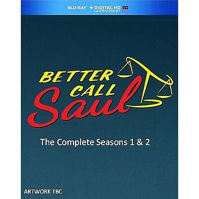 Better Call Saul: Season 1 & 2 (Box Set with UV Copy) [Blu-ray]