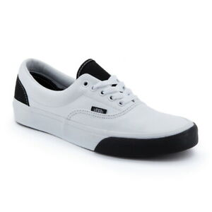 a03fd1b95e39d1 Image is loading Vans-Monochrome-Era-Shoes-Classic-Sneakers-White -VN0A38FRVOY-
