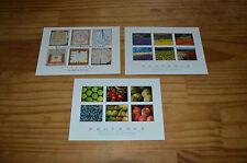 Lot de 3 cartes postales sur le thème de la Provence