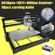 Cnc 3018 Pro Diy Router Mini Engraving Machine Engraver Grbl Amp Offline Control
