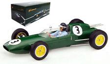 LOTUS 24 #3 WINNER LOMBANK TROPHY SNETTERTON 1962 JIM CLARK 1/18 BY SPARK 18S230