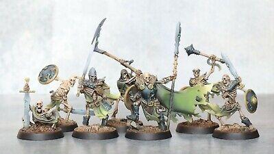 Sepulchral Guard Warhammer Underworlds Brand NEW Shadespire