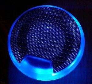 3-5-034-High-Power-Marine-Speakers-PAIR-with-Flashing-BLUE-LEDs-IP66-Marinavox