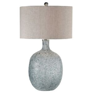 Uttermost 27879-1 Oceaonna - 1 Light Table Lamp - 18 inches wide by 18 inches