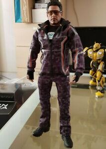 SUPERMCToys F-080 1//6 mk50 Tony Nano Combat Suit Action Figure Full Set IN STOCK