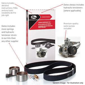 Standard Engine Water Pump-Water Pump Gates 42014