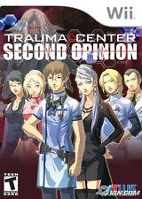 Trauma Center: Second Opinion Wii Game