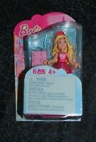 2016 Barbie Mega Bloks Mini Princess 6 Pcs. Collection 1
