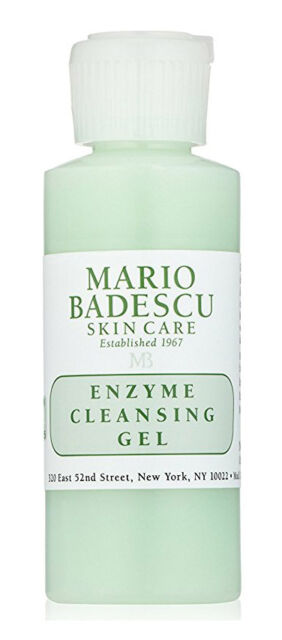 Mario Badescu Enzyme Cleansing Gel Facial Cleanser Face Wash 59ml Travel Size