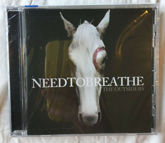 NEED TO BREATHE - THE OUTSIDERS  * NEW * CD