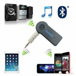 Aux 3.5mm Blutooth Wireless For Car Music Audio Bluetooth Receiver Adapter Kit