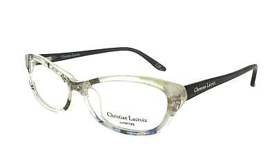 Christian Lacroix 1019 815 Glasses Spectacles Rx Optical Frames Case Cloth Ebay