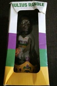 Details About Julius Randle 30 Bobblehead New Orleans Pelicans Mardi Gras Brand New Sealed